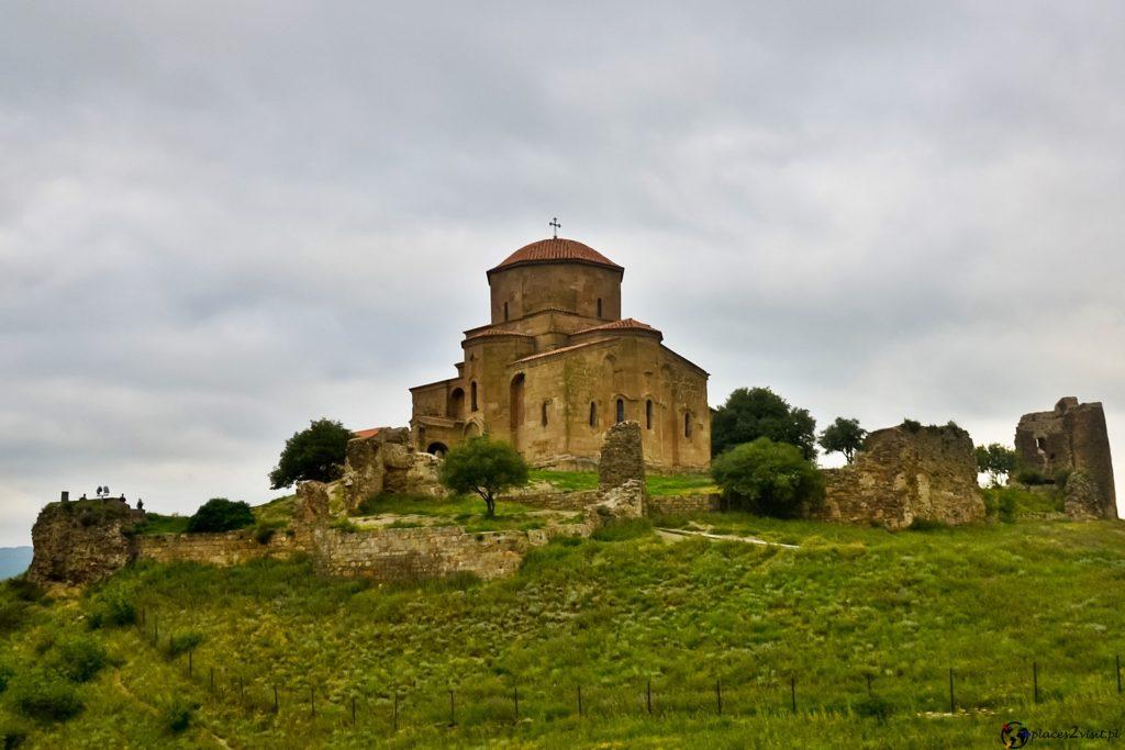 Jvari Monastery Gruzińska Droga Wojenna