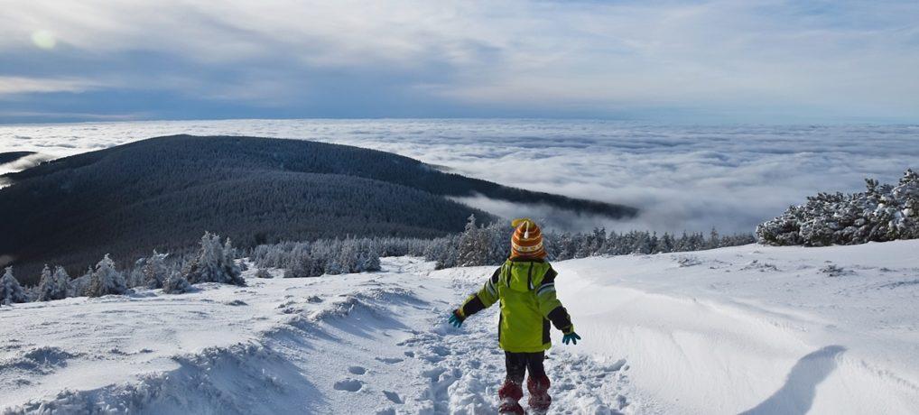 Śnieżnik w zimowej odsłonie – KGP
