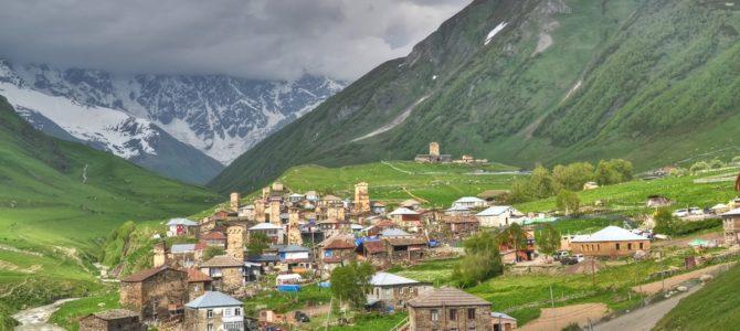 Ushguli – gruzińska wioska na końcu świata