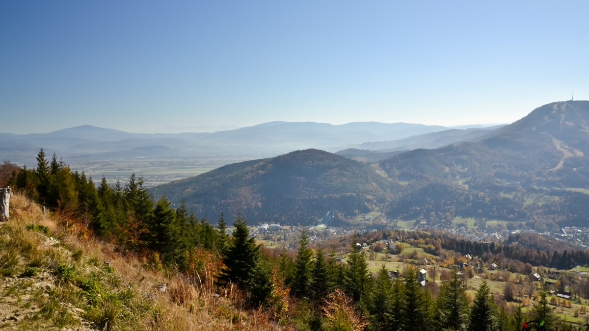 Ze Szczyrku na Klimczok