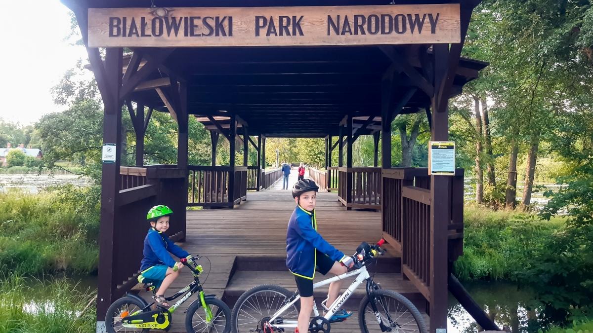 Białowieski Park Narodowy i atrakcje okolicy