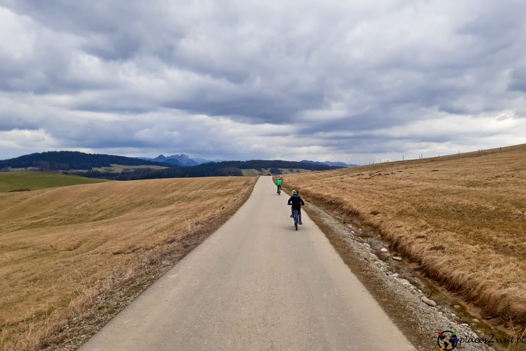Szlak Wokół Tatr
